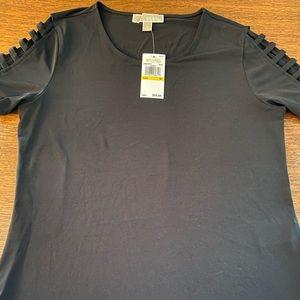 Michael Kors black T-shirt size medium
